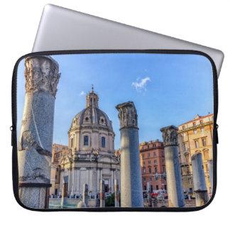 Forum Romanum, Rome, Italy Laptop Sleeve