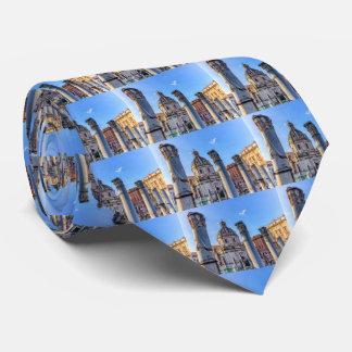 Forum Romanum, Rome, Italy Tie