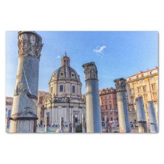 Forum Romanum, Rome, Italy Tissue Paper