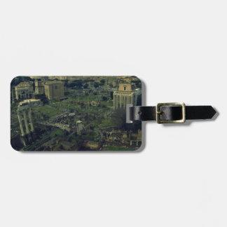 forumromano luggage tag