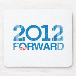 Forward 2012 Vintage Mouse Pad