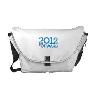 Forward 2012 Vintage png Messenger Bag