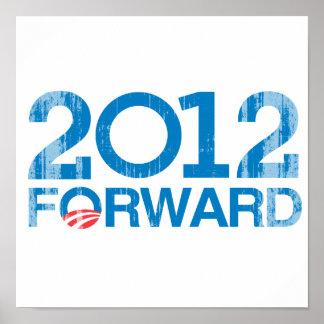 Forward 2012 Vintage Posters