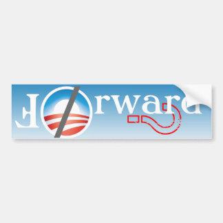 Forward Anti Obama Bumper Sticker