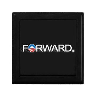 Forward for Obama 2012 Jewelry Box