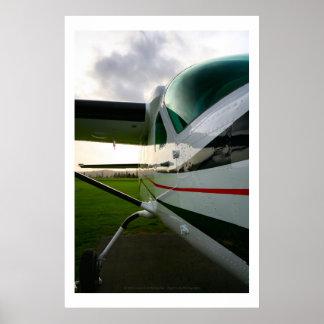Forward Fuselage Poster