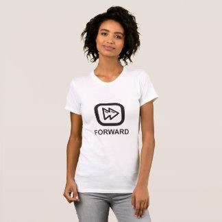 Forward Icon Womens T-Shirt
