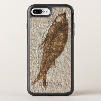 Fossil Fish on an Iphone 7 Plus Otterbox Case