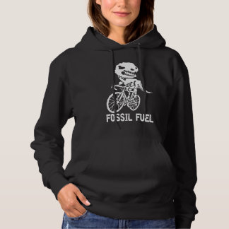 Fossil fuel hoodie