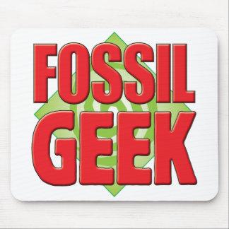 Fossil Geek v2 Mousepad