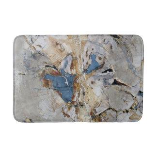 Fossil Wood Bath Mat