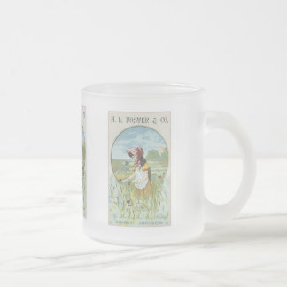 Foster and Company Little Girl Coffee Mugs