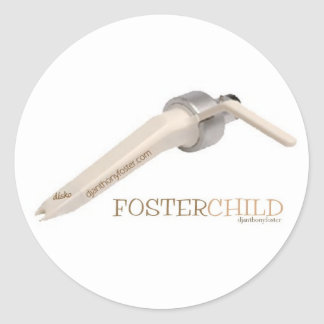 foster child sticker cream