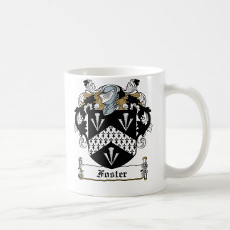 Foster Family Crest Coffee Mug