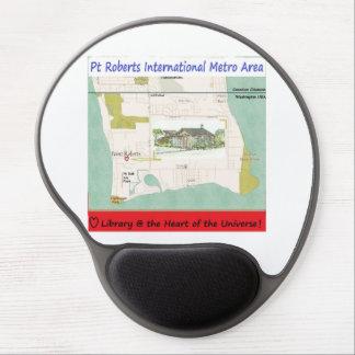 FOTNPRL wrist-saver mouse pad