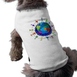 FOTUN Dog shirt