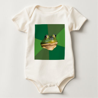 Foul Bachelor Frog Baby Bodysuit