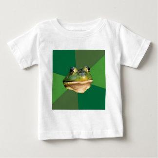 Foul Bachelor Frog Baby T-Shirt