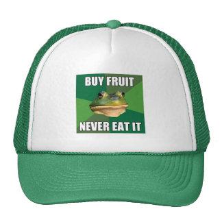 Foul Bachelor Frog Buy Fruit Trucker Hats