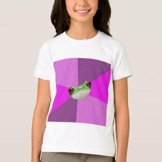 Foul Bachelorette Frog Advice Animal Meme T-Shirt