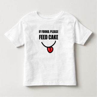 Found Feed Cake Toddler T-Shirt