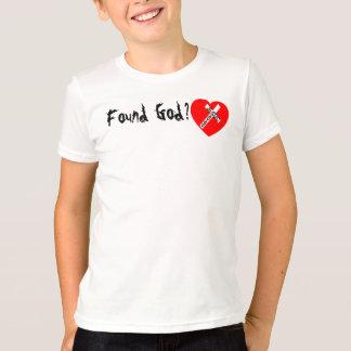 Found God? - Jesus Saves (for kids) Shirt