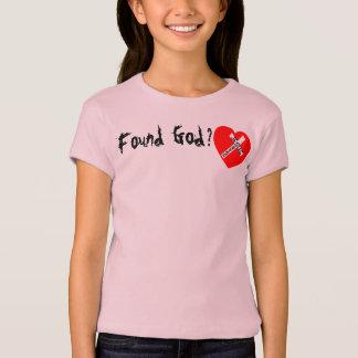 Found God? - Jesus Saves (for kids) T-Shirt