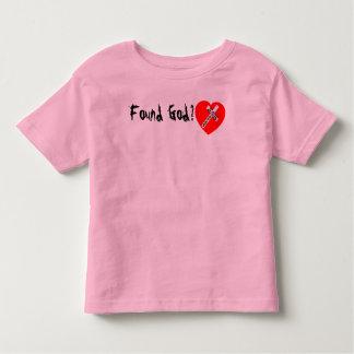 Found God? - Jesus Saves (for kids) Tshirt