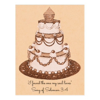 Found One Soul Loves~Scripture~Save the Date Postcard