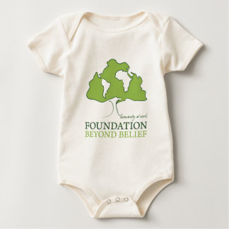 Foundation Beyond Belief logo Baby Bodysuit
