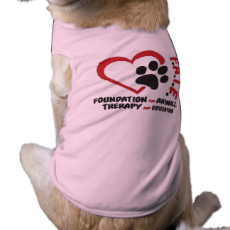 Foundation for Animals in Therapy and Education Shirt