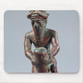 Foundation nail of Gudea, Prince of Lagash, from T Mouse Pad