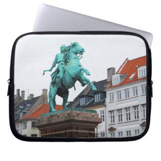 Founder of Copenhagen Absalon - Højbro Plads Laptop Sleeve