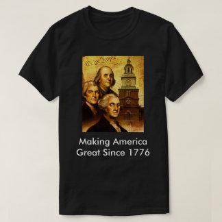 Founding Fathers Declaration T-Shirt