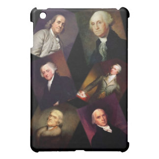 Founding Fathers iPad Case Franklin Jefferson...