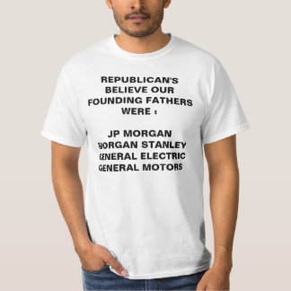 Founding Fathers T Shirt
