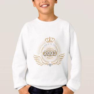 fount in 2005, fount in 2004, fount in 2003 sweatshirt