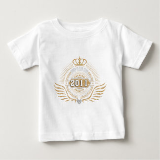 fount in 2010, fount in 2011 baby T-Shirt