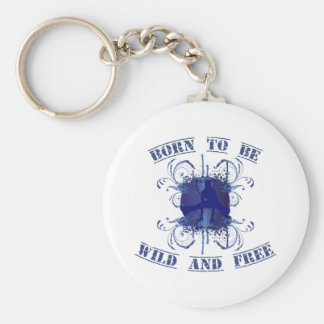 fount ton of BE wildly and free Key Ring