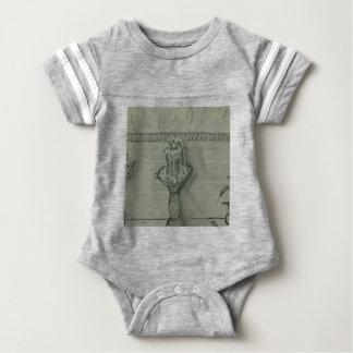 fountain baby bodysuit