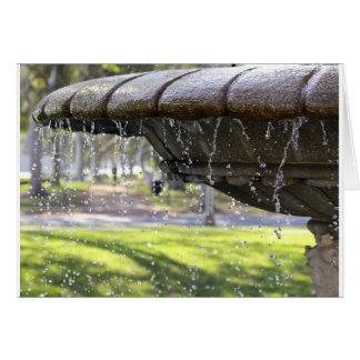 Fountain Card