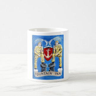 Fountain Inn, Mevagissey Coffee Mug