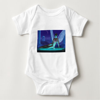 Fountain of Dreams Baby Bodysuit