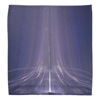 Fountain of Spirit Abstract Art Bandana