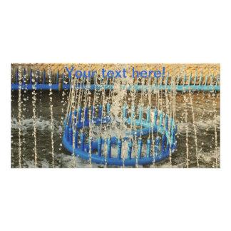 Fountain Photo Card