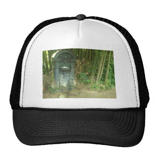 Fountain Rio de Janeiro Botanical Garden Hat