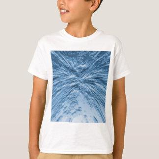 Fountain Spread  Water T-Shirt