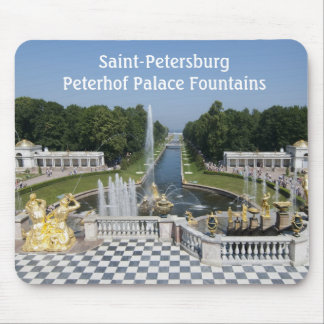 Fountains Mouse Pad