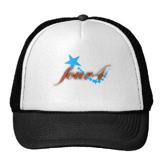 FOUR4 STARGIRL TRUCKER CAP