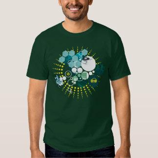 Four4ths :: Molecular T Shirt